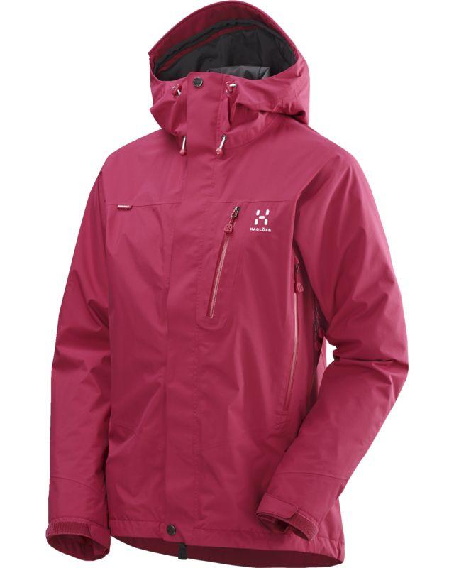 Haglofs Astral II Jacket Women Volcanic Pink-30