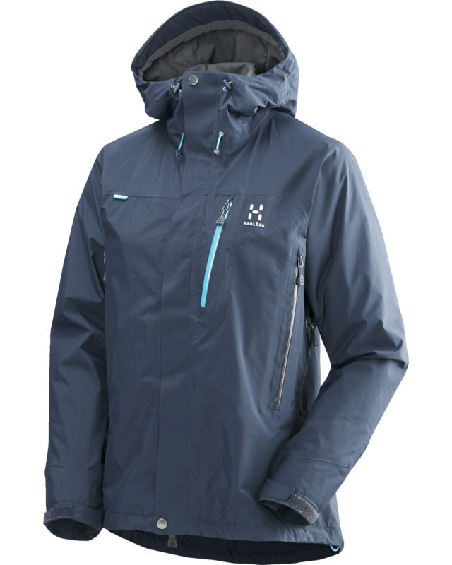 Haglofs Astral II Jacket Women Deep Blue-30