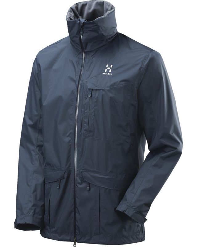 Haglofs Krios Jacket Men Deep Blue-30