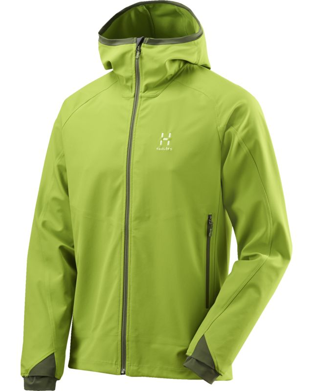Haglofs Gecko Lite Hood Men Lime Green-30