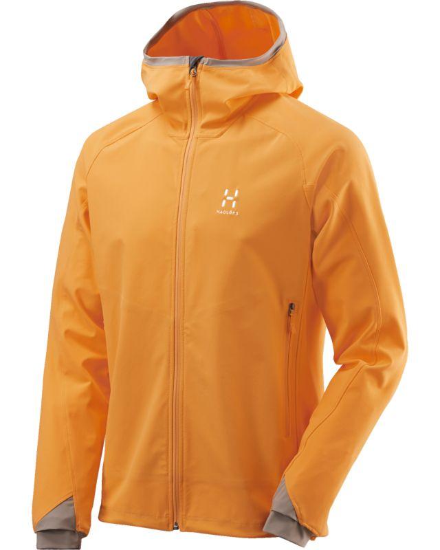 Haglofs Gecko Lite Hood Men Saffron-30