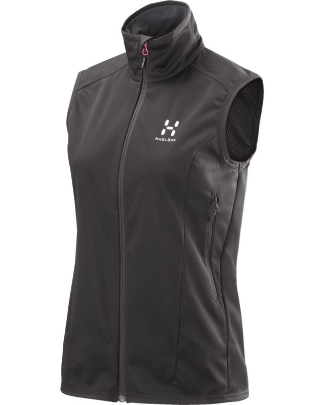 Haglofs Mistral Vest Women True Black-30