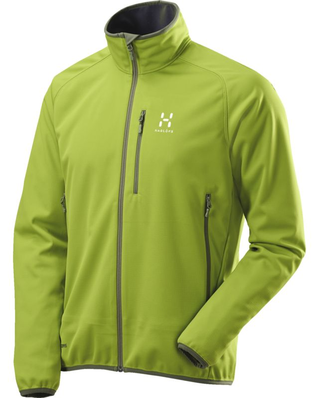 Haglofs Mistral Jacket Men Lime Green-30