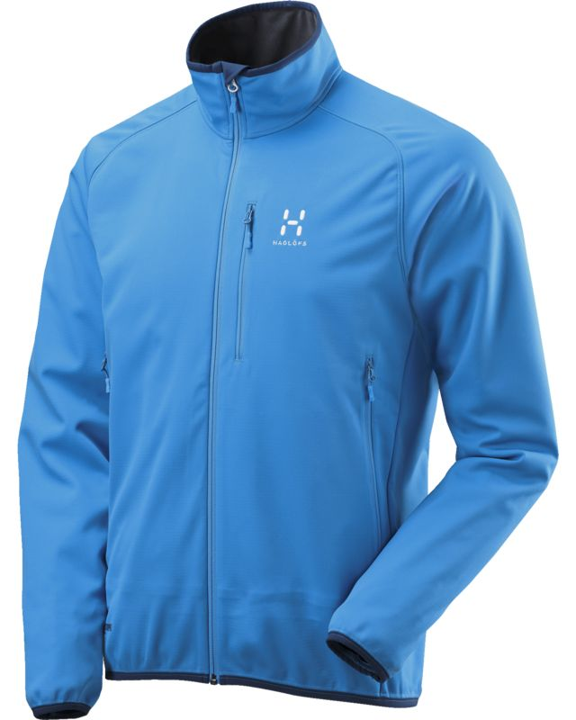 Haglofs Mistral Jacket Men Gale Blue-30