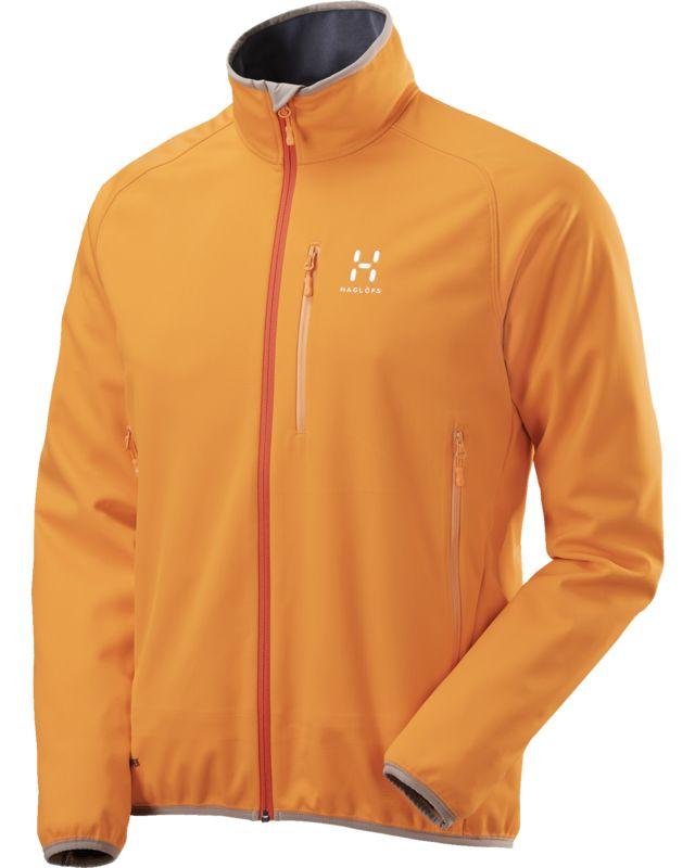 Haglofs Mistral Jacket Men Saffron-30