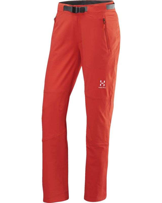 Haglofs Schist II Pant Women Real Red-30