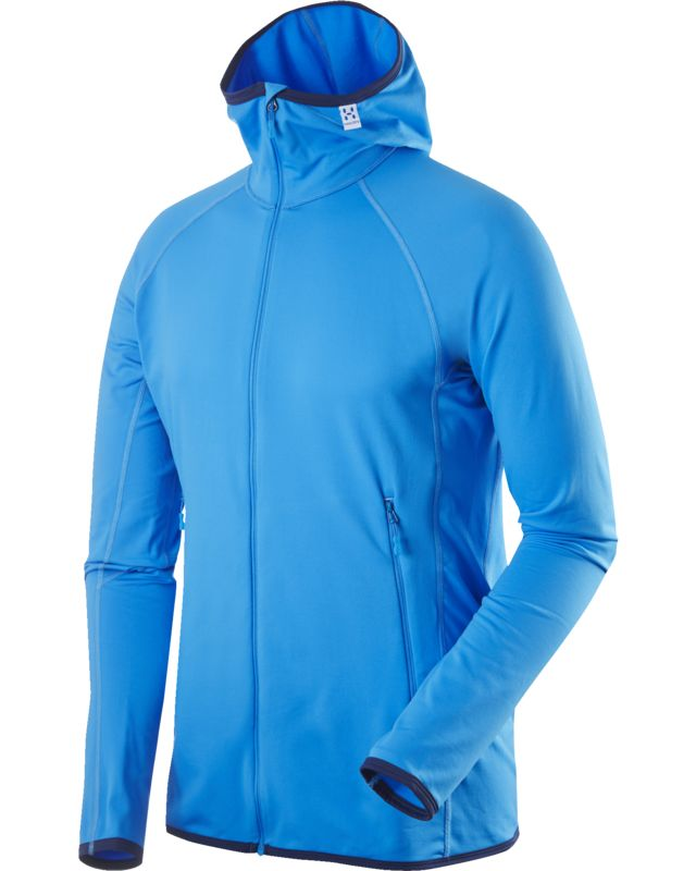 Haglofs Limber Hood Men Gale Blue-30