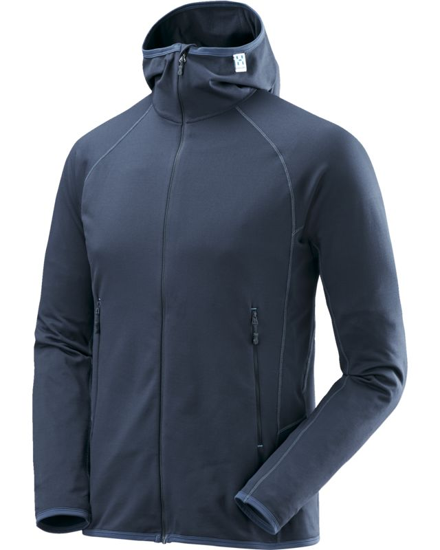 Haglofs Limber Hood Men Deep Blue-30