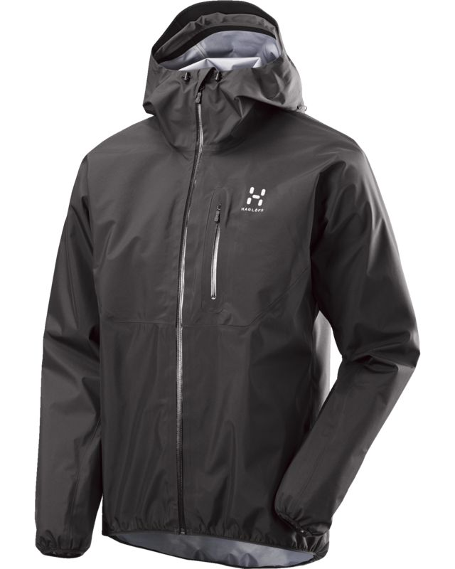 Haglofs Gram Comp Jacket Men True Black-30