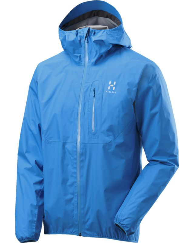 Haglofs Gram Proof Jacket Men Gale Blue-30