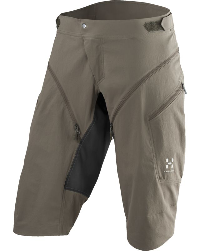 Haglofs Ardent II Shorts Men Driftwood-30