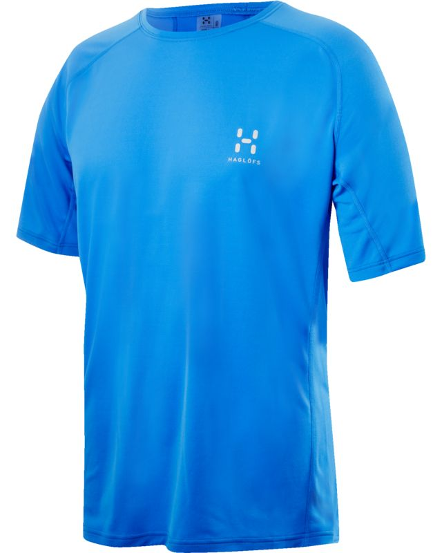 Haglofs Intense Tee Men Gale Blue-30