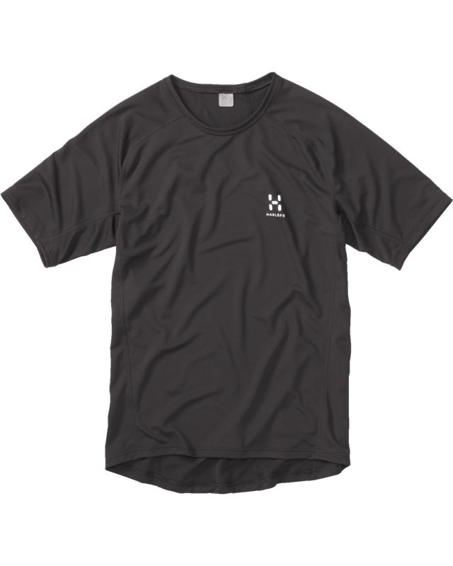 Haglofs Intense Tee Men True Black-30