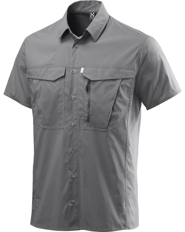 Haglofs Salo II SS Shirt Men Granite-30