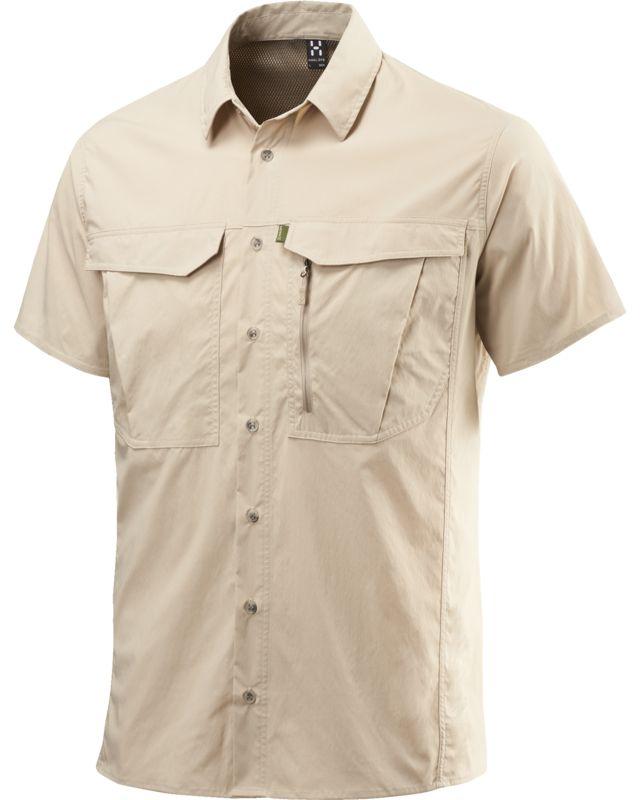 Haglofs Salo II SS Shirt Men Limestone-30