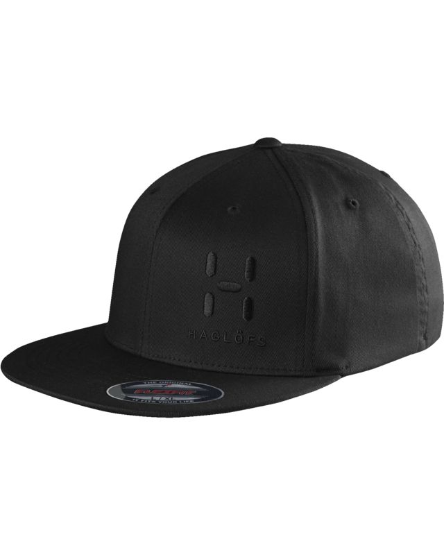 Haglofs Logo Flex Cap True Black-30