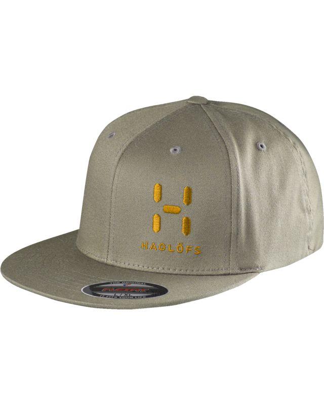 Haglofs Logo Flex Cap Driftwood-30