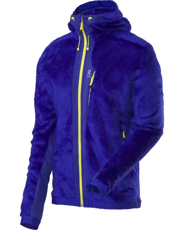 Haglofs Sector II Hood Noble Blue-30