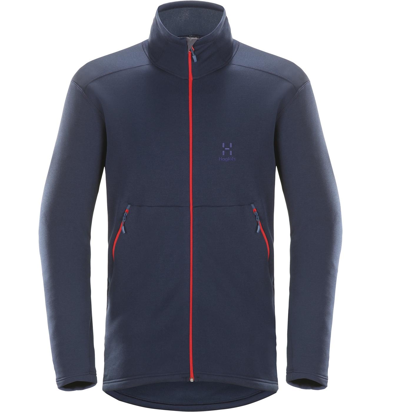 Haglofs Bungy Jacket Men Tarn Blue-30