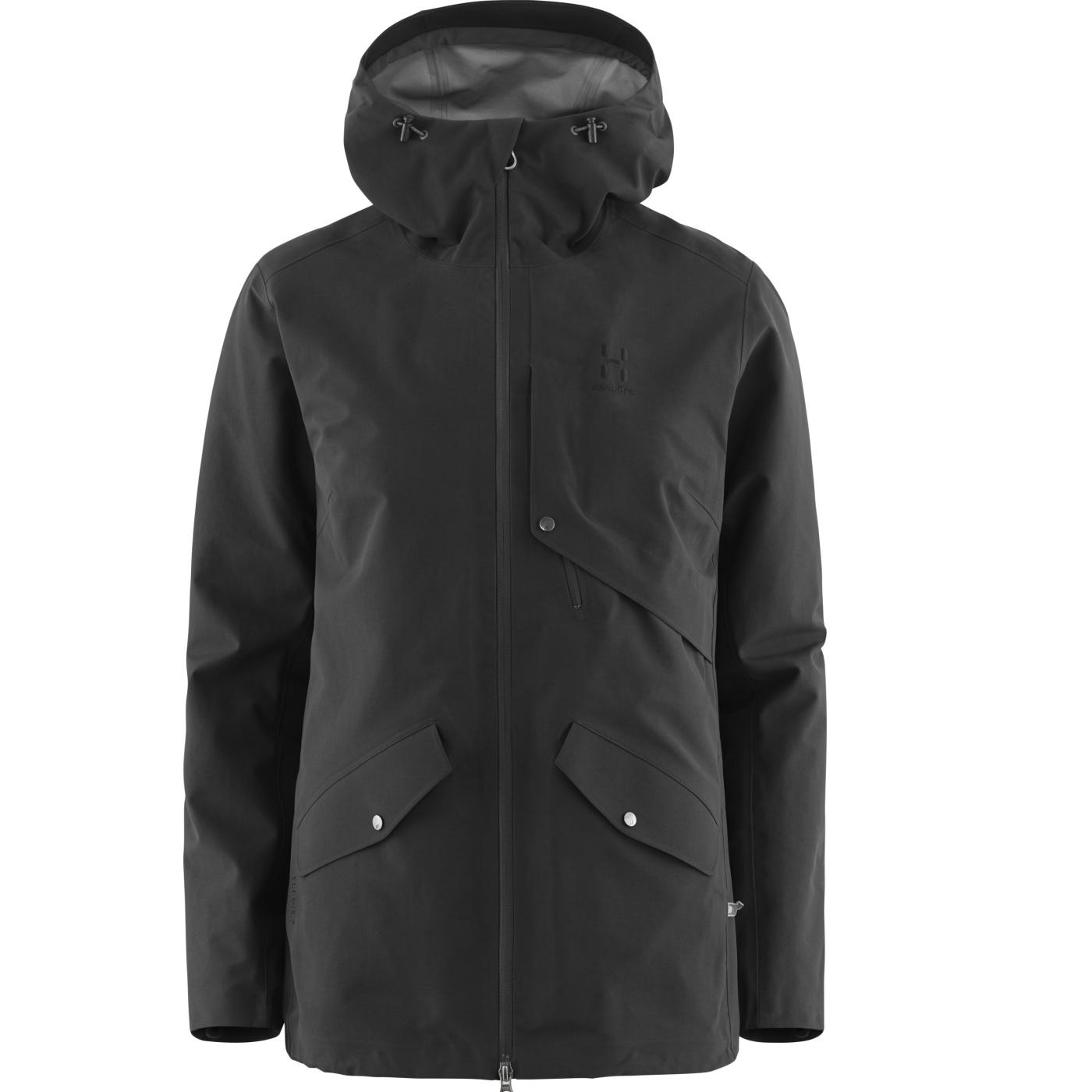Haglofs Selja Jacket Women True Black-30