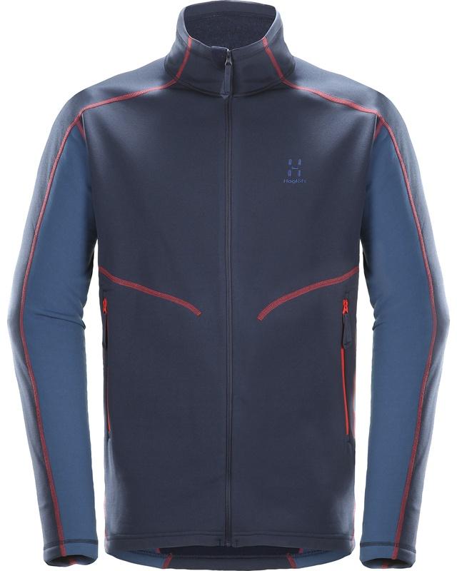 Haglofs Heron Jacket Men Tarn Blue/Blue Ink-30