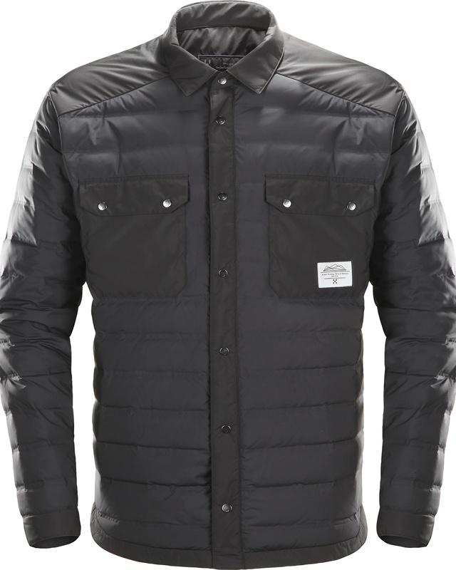 Haglofs Tällberg Down Jacket Men True Black-30