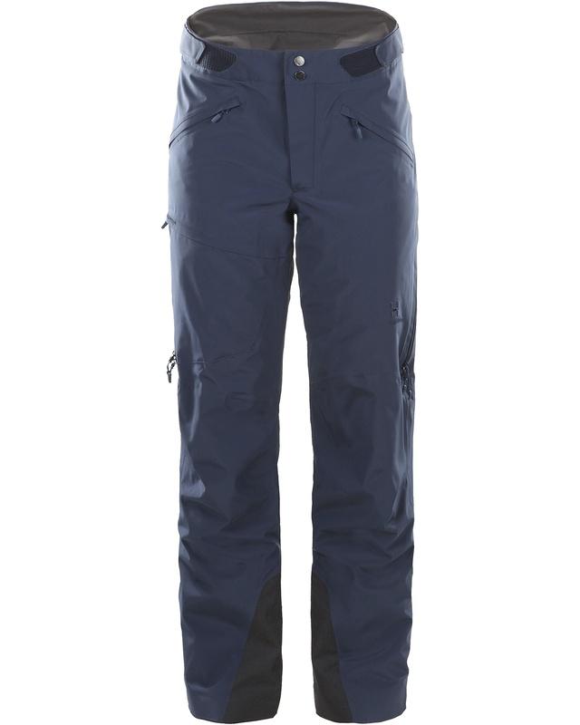 Haglofs Line Insulated Pant Women Tarn Blue-30