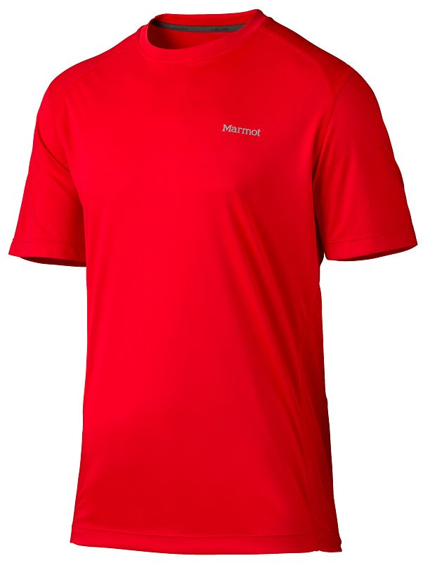 Marmot Windridge SS Team Red-30