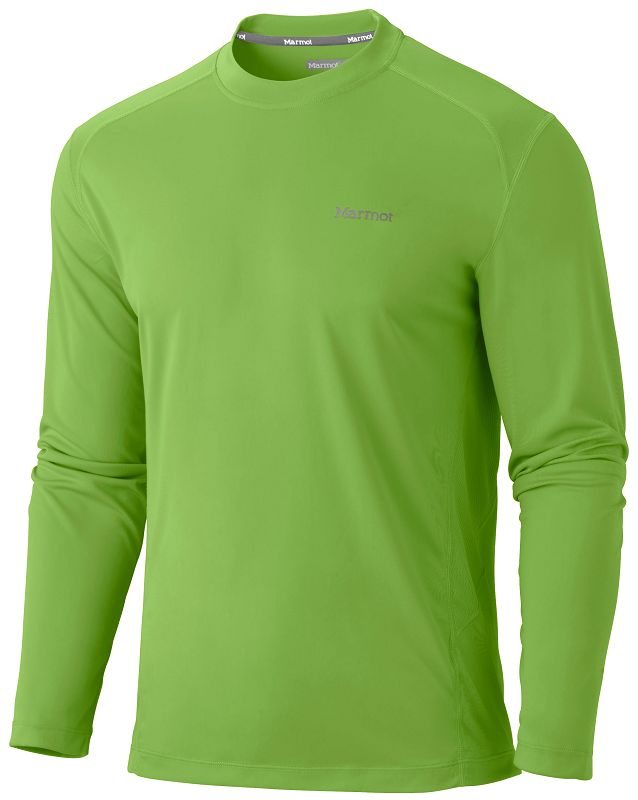 Marmot Windridge LS Green Envy-30