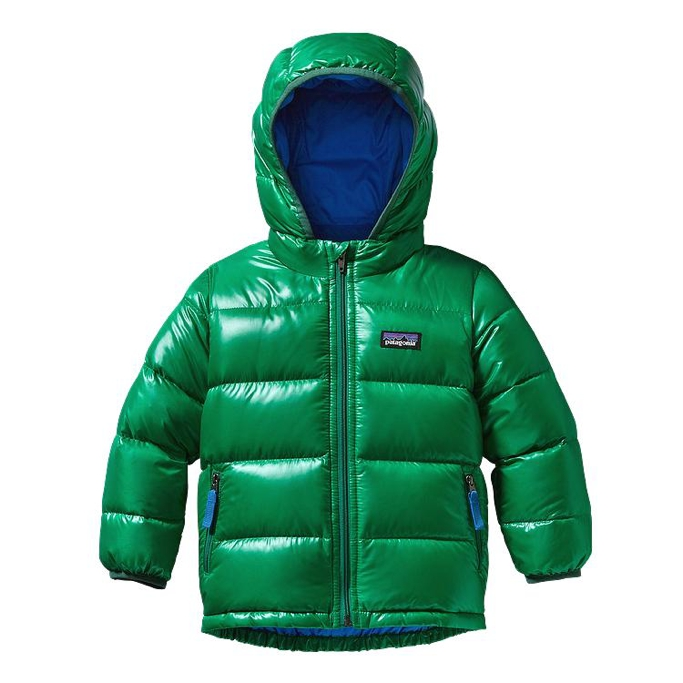 Patagonia - Baby Hi-Loft Down Sweater Bunting Tumble Green - Down Jackets - 3M