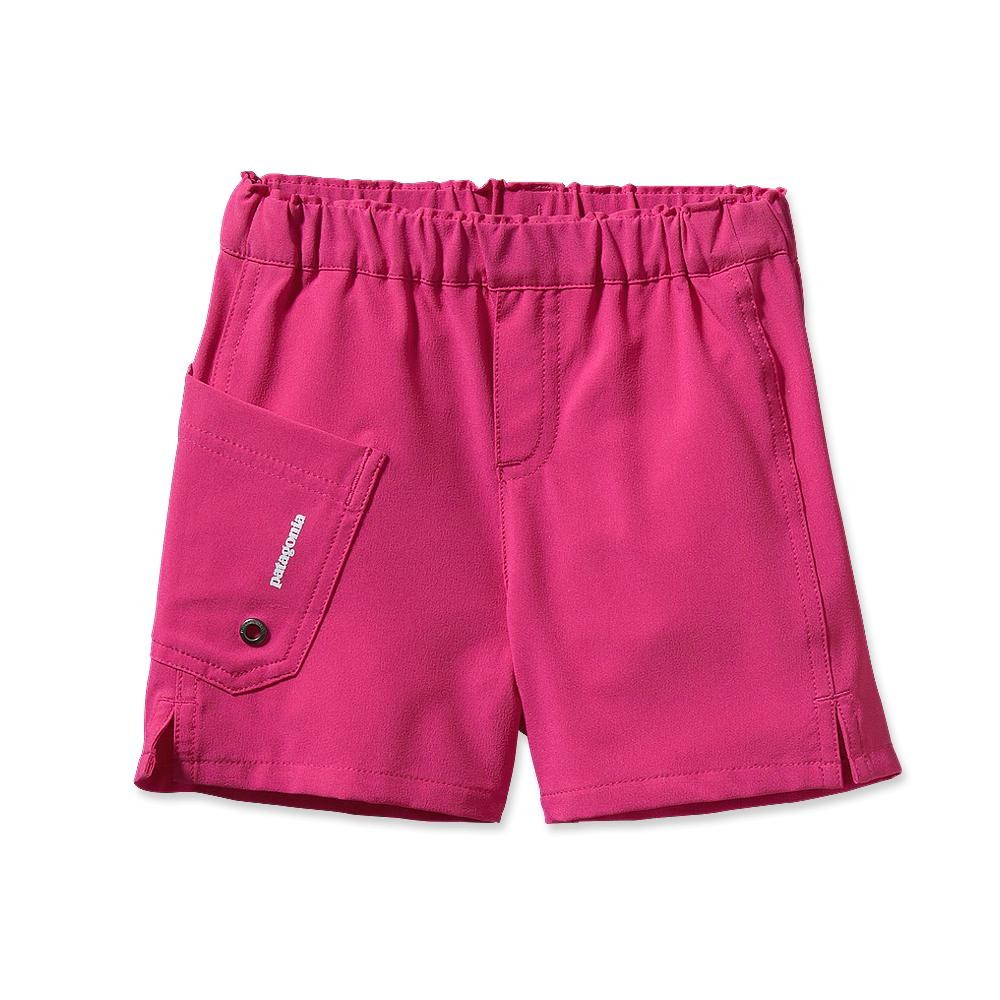 Patagonia Baby Meridian Board Shorts 4 Inch Radiant Magenta-30