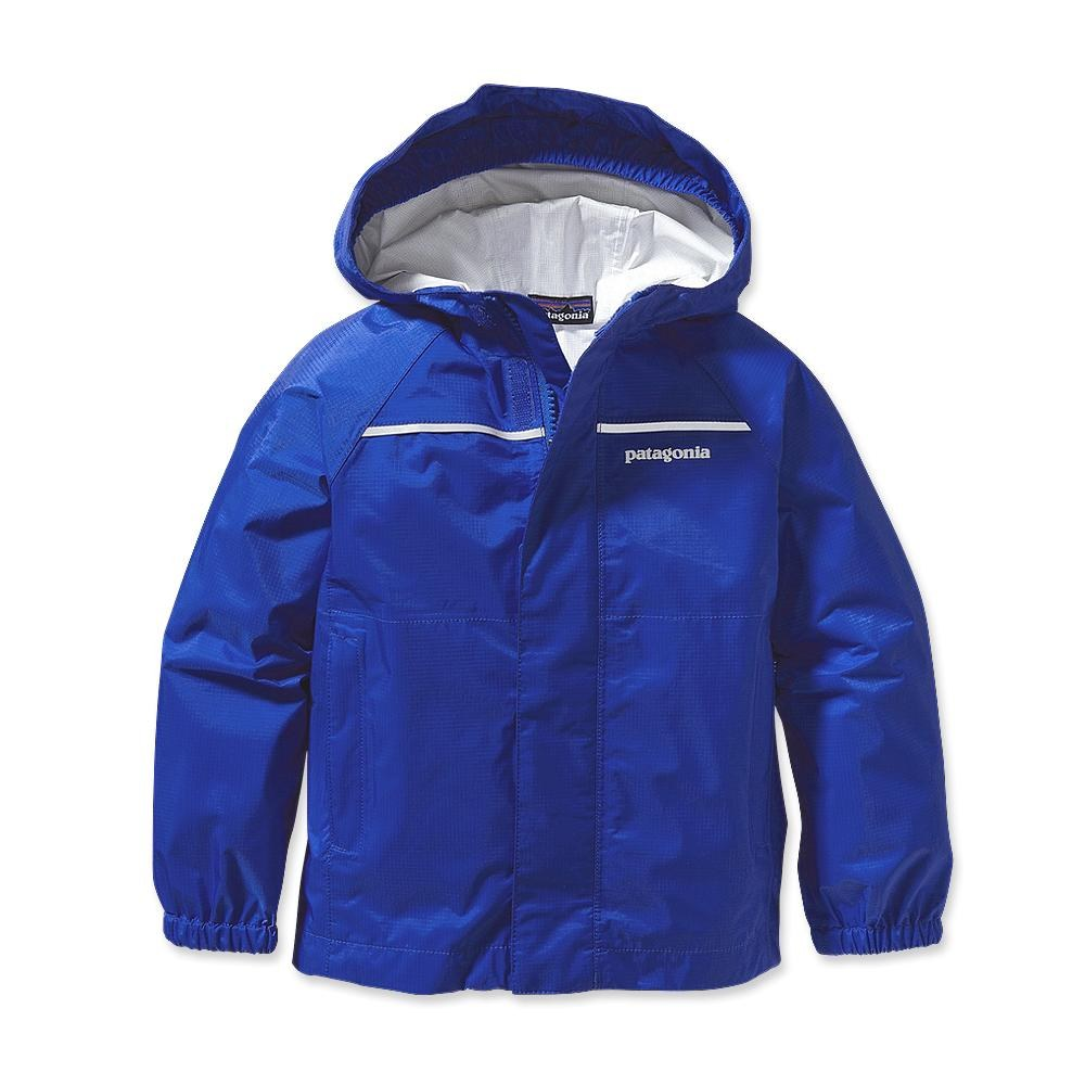 Patagonia Baby Torrentshell Jacket Viking Blue-30