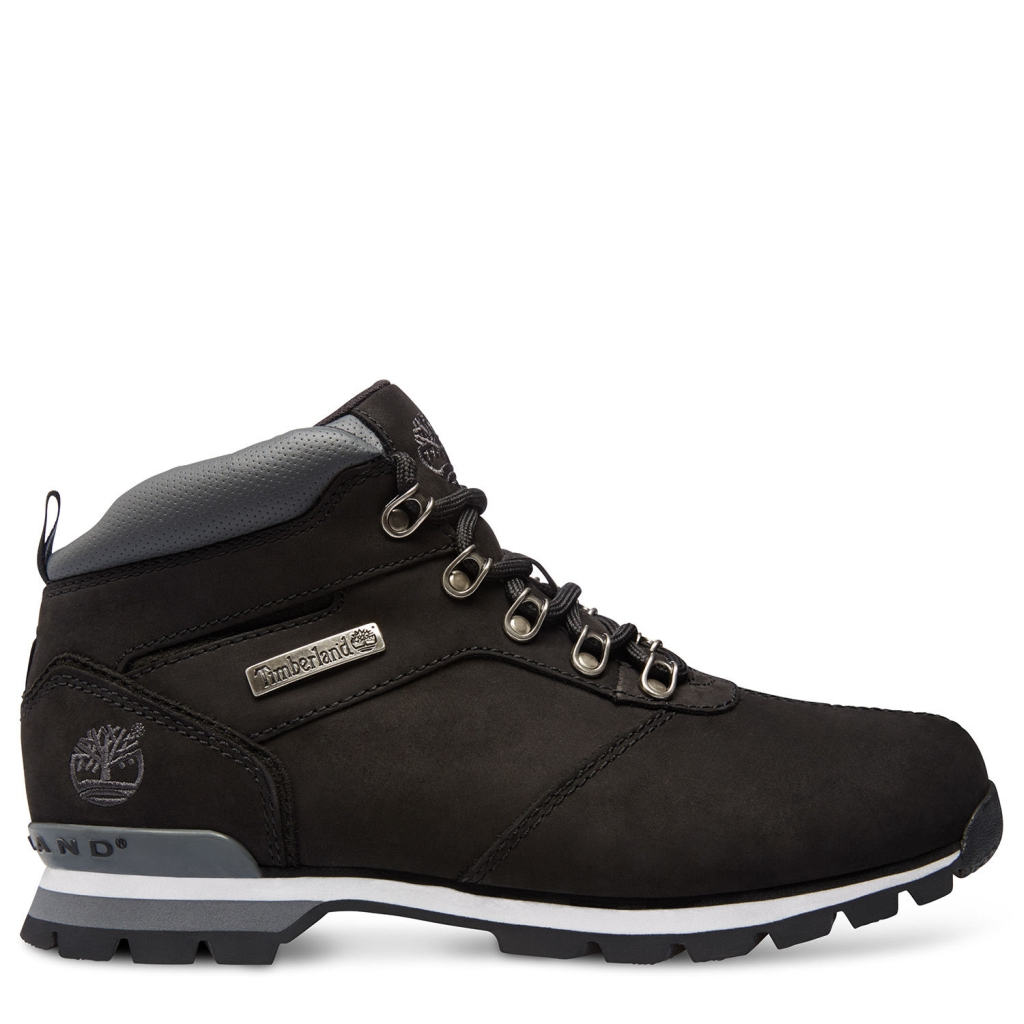 Timberland Men's Splitrock 2 Black Nubuck-30