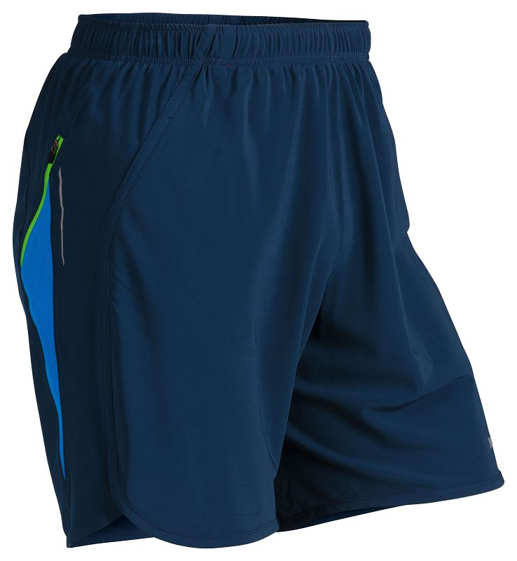 Marmot Interval Short Dark Ink/Ceylon Blue-30