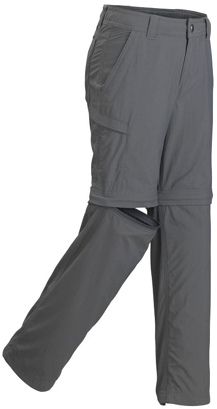 Marmot Boy's Cruz Convertible Pant Slate Grey-30