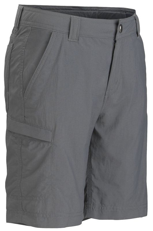 Marmot Boy's Cruz Short Slate Grey-30