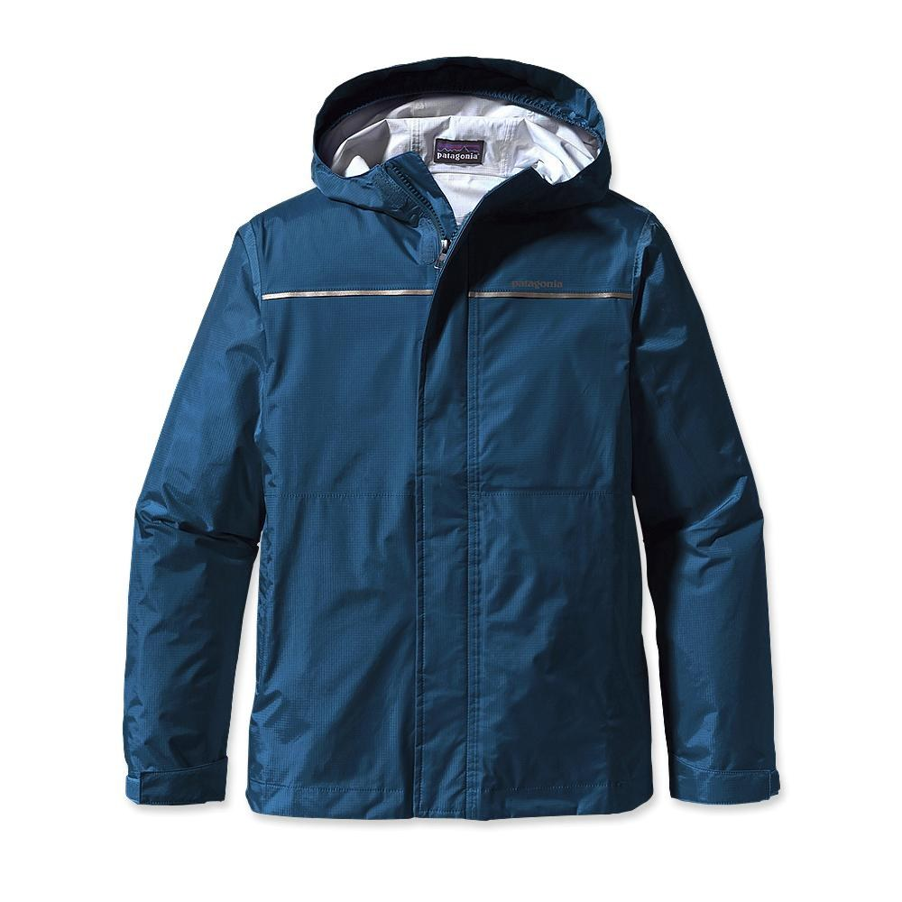Patagonia Boy´s Torretshell Jacket Glass Blue-30