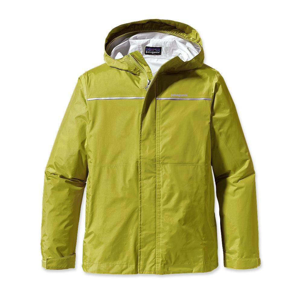 Patagonia Boy´s Torretshell Jacket Folios Green-30