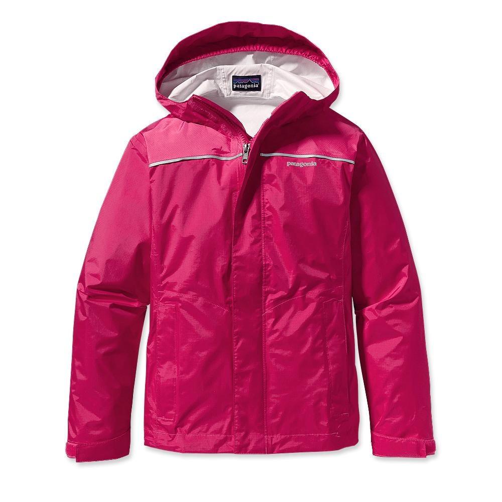 Patagonia - Girl´s Torretshell Jacket Radiant Magenta - Rain Jackets - L