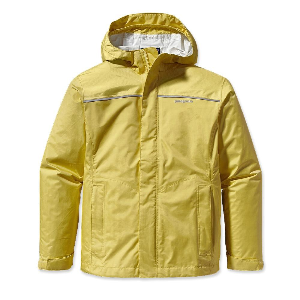 Patagonia Girl´s Torretshell Jacket Pineapple-30