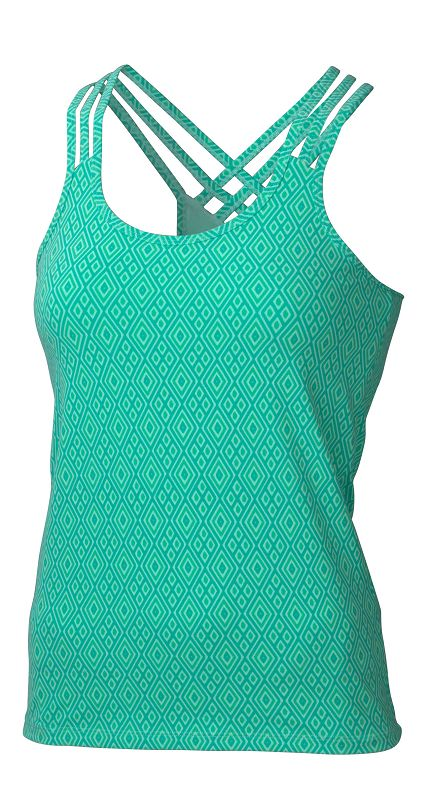 Marmot Wm's Vogue Tank Ice Green Diamond-30