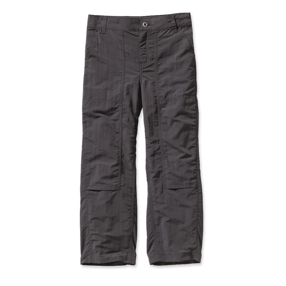 Patagonia - Boy´s Summit Pants Forge Grey - Travel Pants -