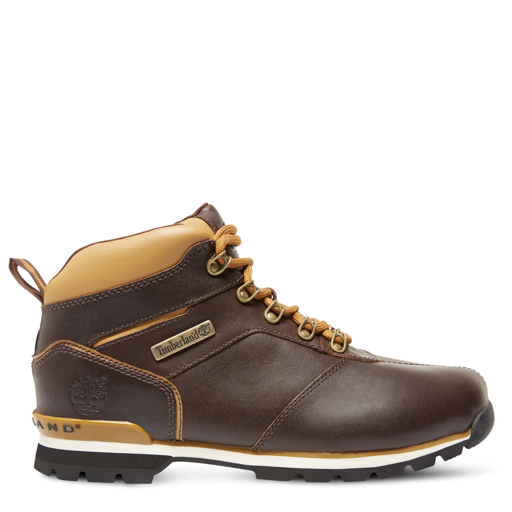 Timberland Men's Splitrock 2 Dark Brown Smooth-30