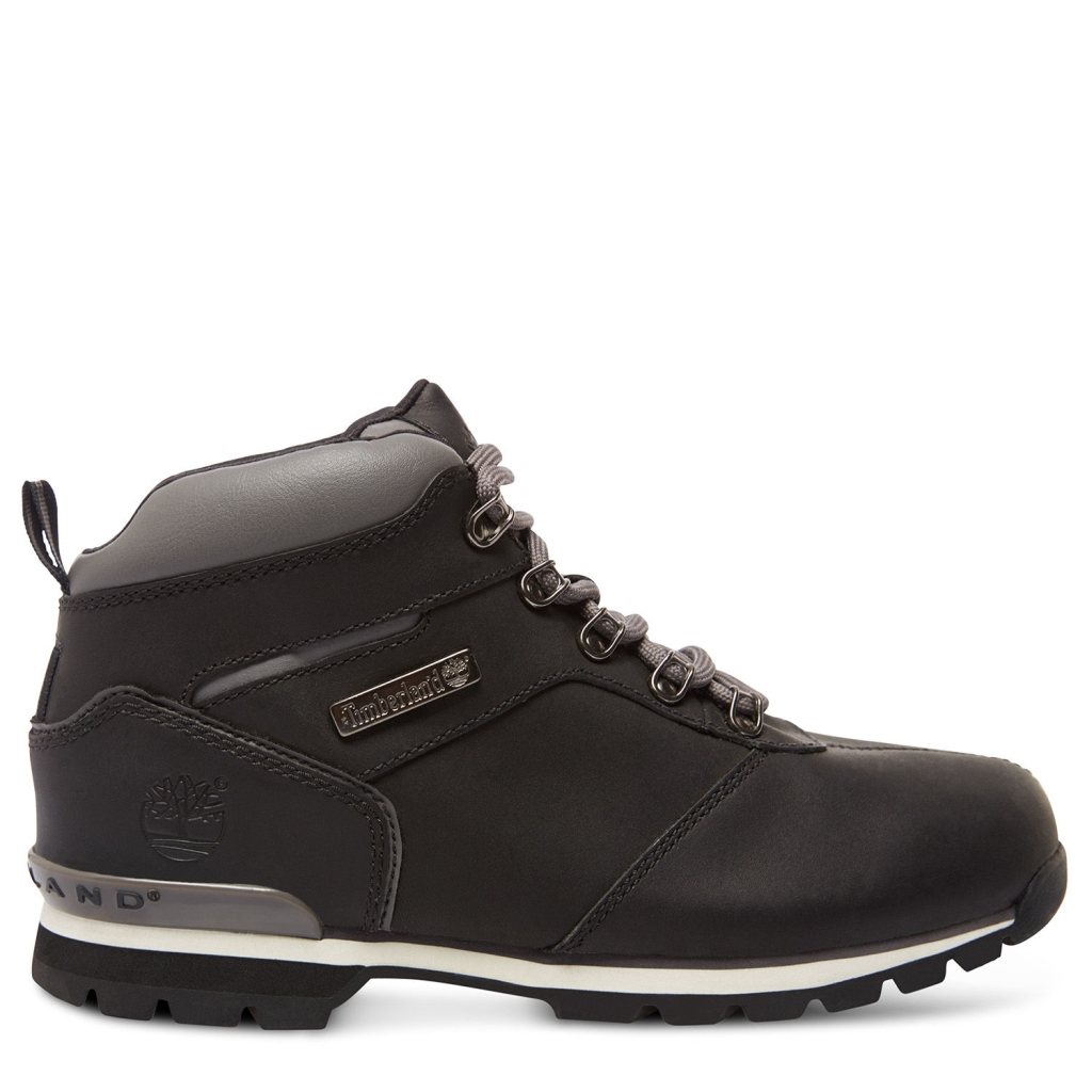Timberland Men's Splitrock 2 Black Smooth-30