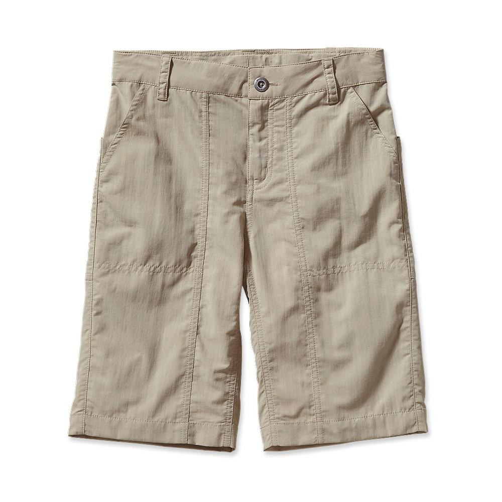 Patagonia Boys' Summit Shorts 9 Inch El Cap Khaki-30