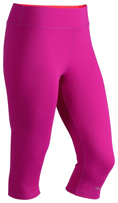 Marmot Wm's Catalyst 3/4 Rev. Tight Beet Purple/Bright Pink-30