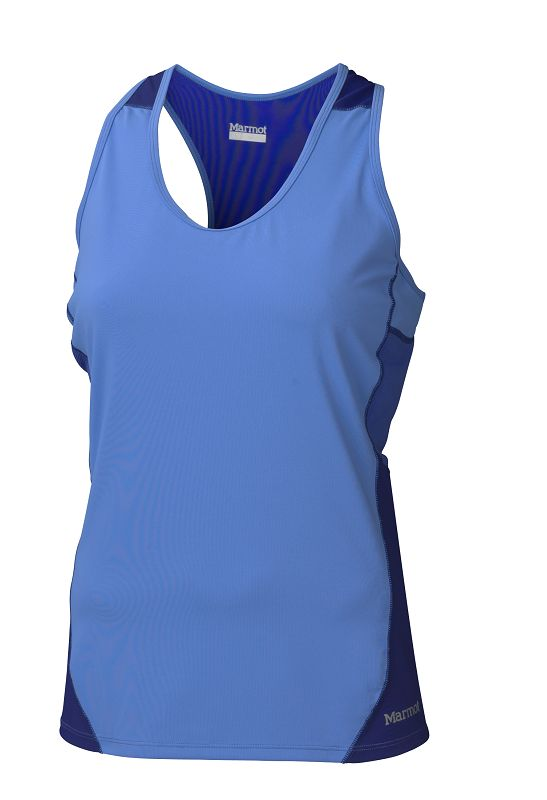 Marmot Wm's Interval Tank Faded Ink/Blue Dusk-30