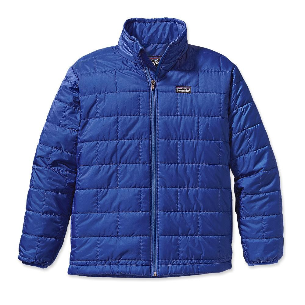 Patagonia Boy´s Nano Puff Jacket Viking Blue-30