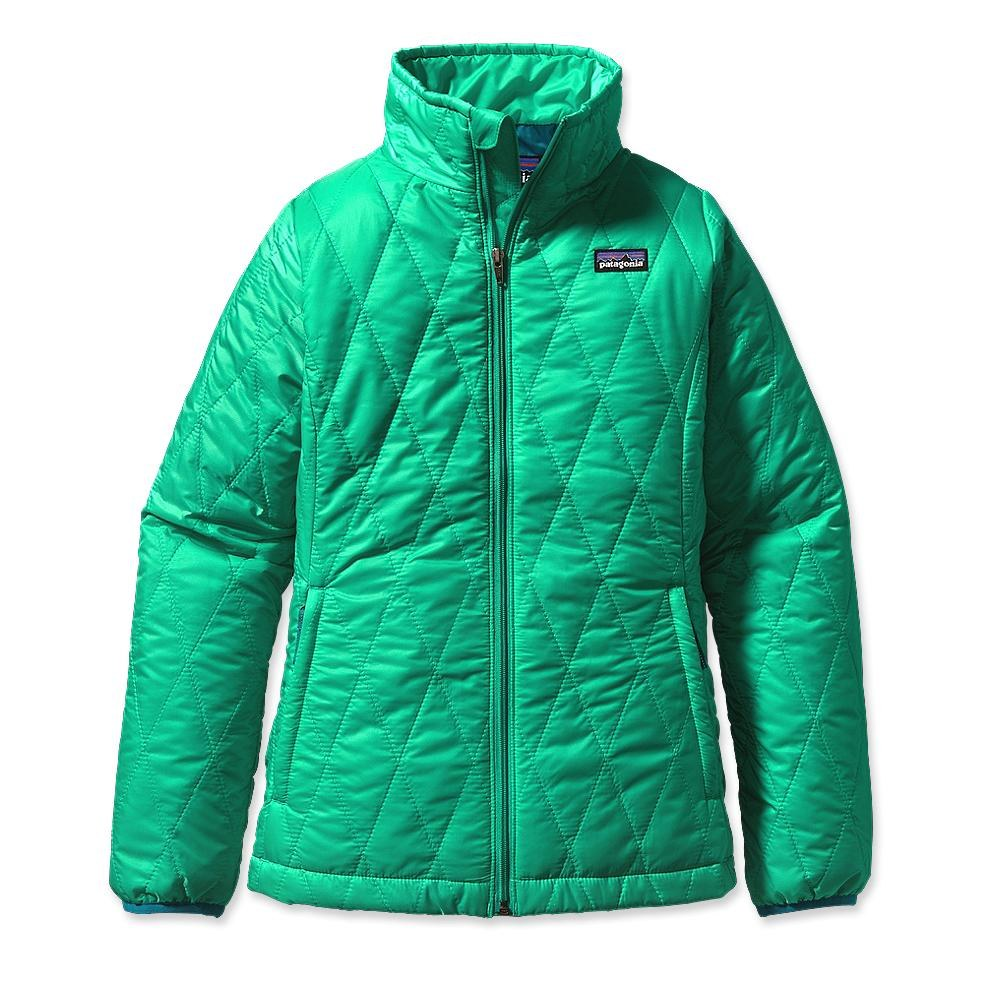 Patagonia Girl´s Nano Puff Jacket Desert Turquoise-30