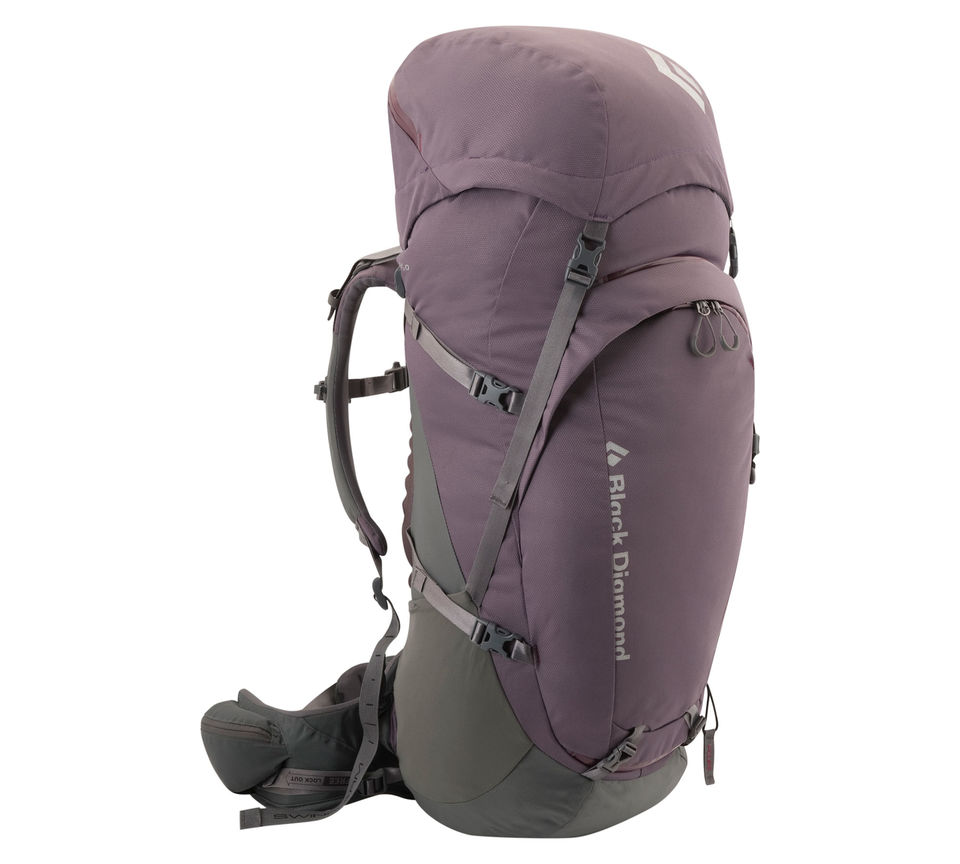 Black Diamond Onyx 55 Pack Women'S Purple Sage-30